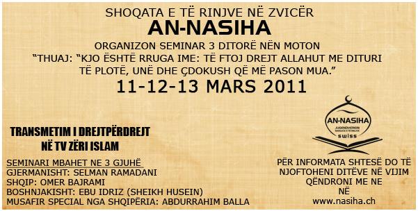 10nasiha seminar