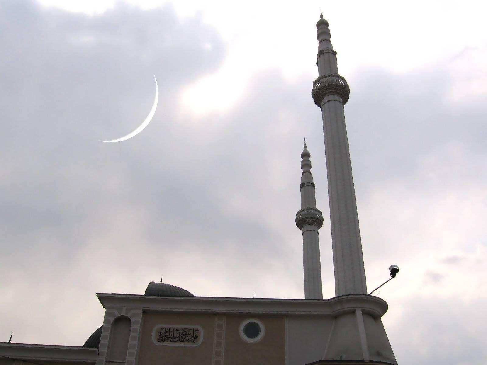 63 Xhamia me dy minare Saraj